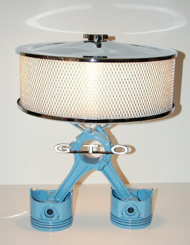 Customer Lamps